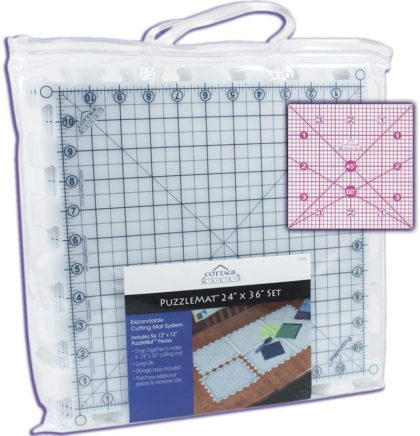 Cutting mat is a great gift item for sewists