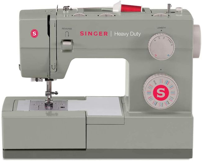 Singer Heavy Duty 4452- great sewing machine for heavy use