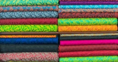 best fabrics for beginners, in multiple colors