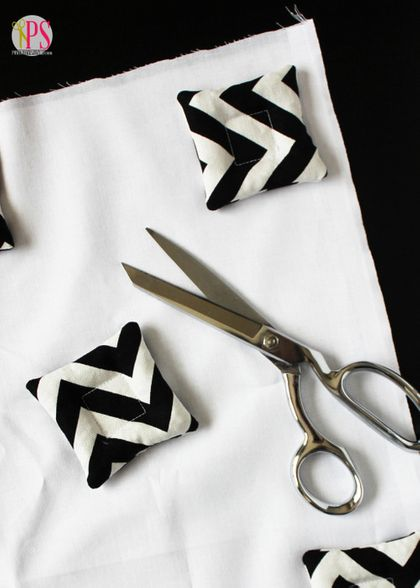 DIY Pattern weights- quick and easy to sew